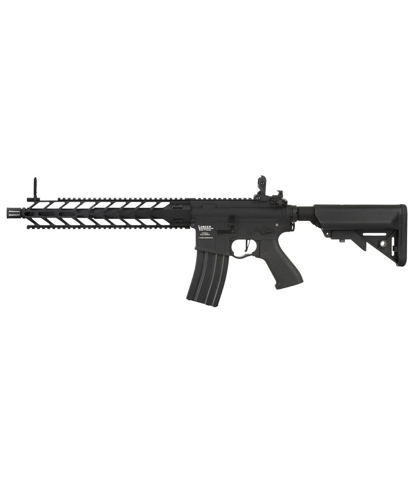 Lancer Tactical LT-33 Proline G2 metal Enforcer Night Wing (Black)