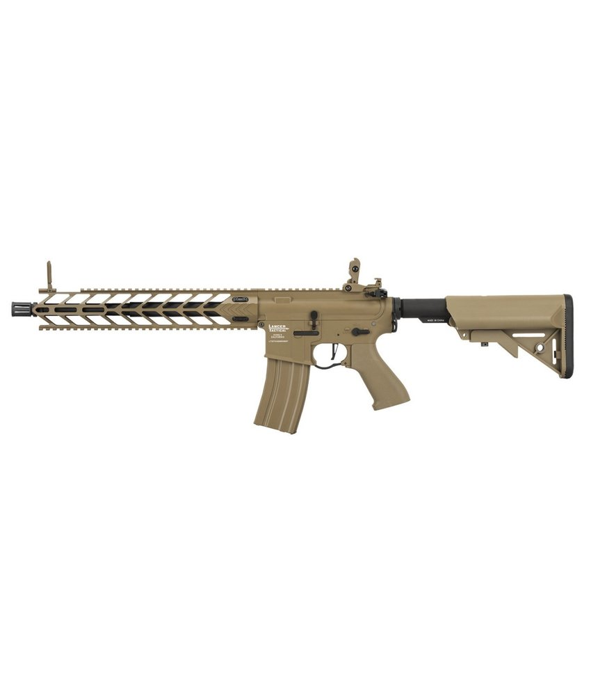 Lancer Tactical LT-33 Proline G2 metal Enforcer Night Wing (Tan)