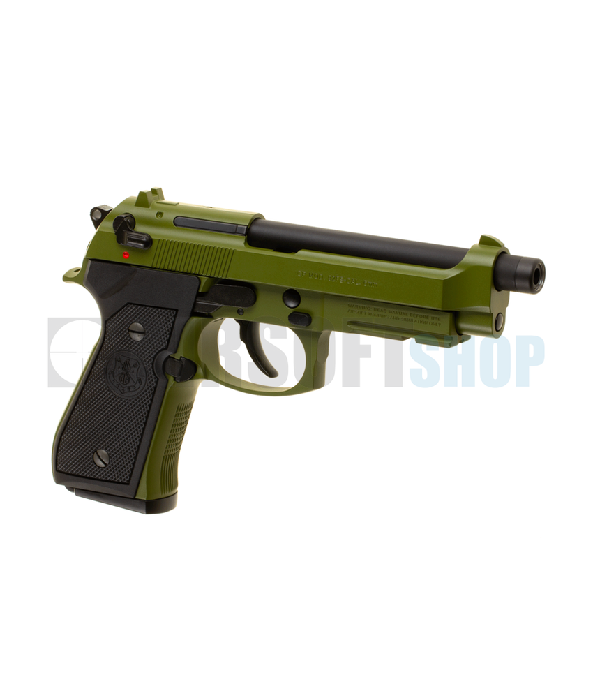 G&G GPM92 MS Metal Version GBB (Olive)