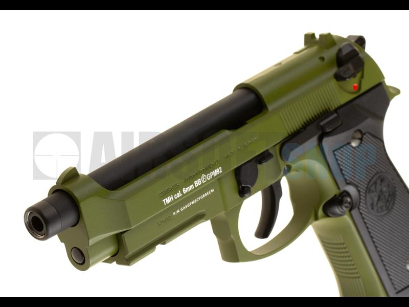 G&G GPM92 MS Metal Version GBB (Olive)