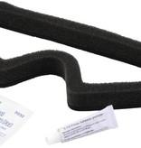 Dye I4 Replacement Foam Kit  (Black)