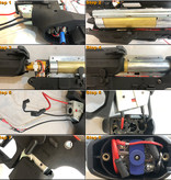 Maxx Model CNC Alu M4 Hopup Chamber MI - Pro (With LED)