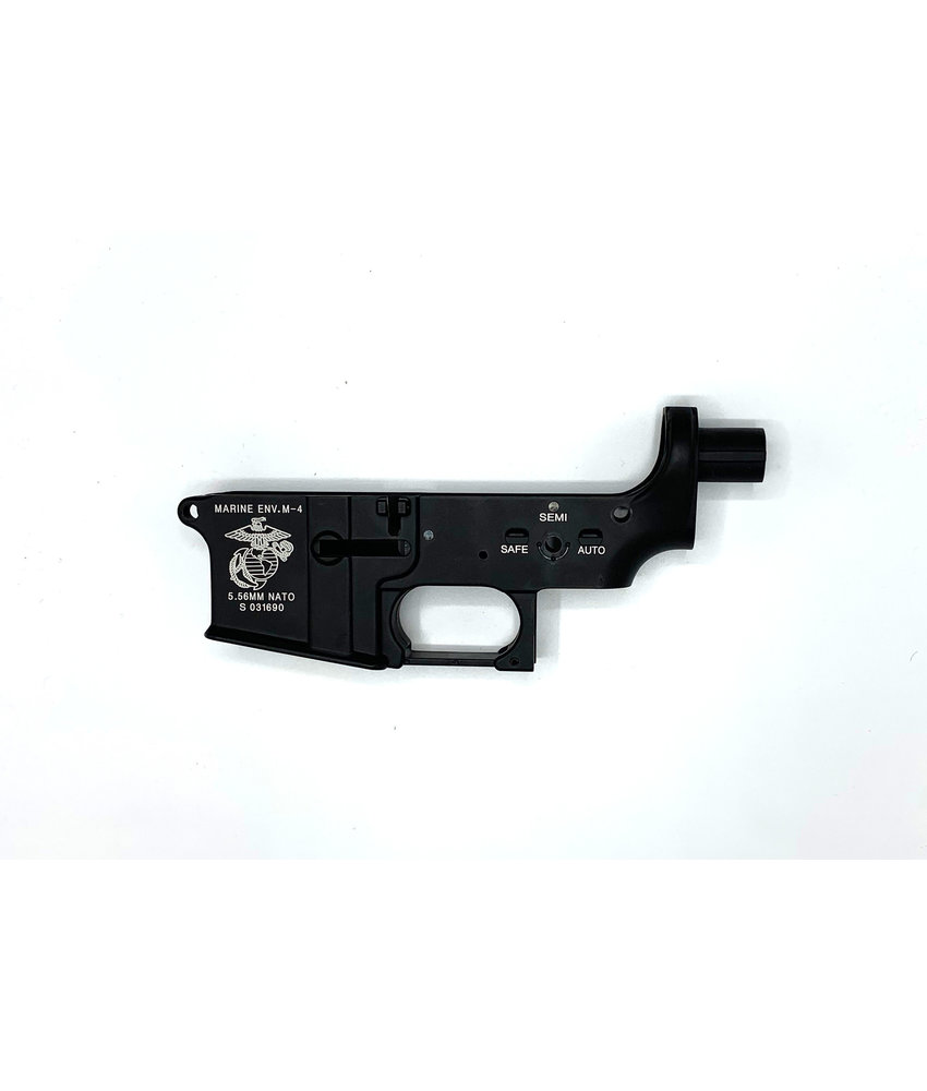 Specna Arms M4 Lower Receiver Metal Body