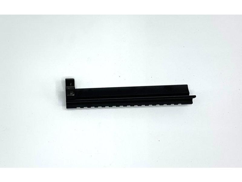 Tokyo Marui SCAR-L Upper Receiver Rail For TM NEXT-GEN  (Black)