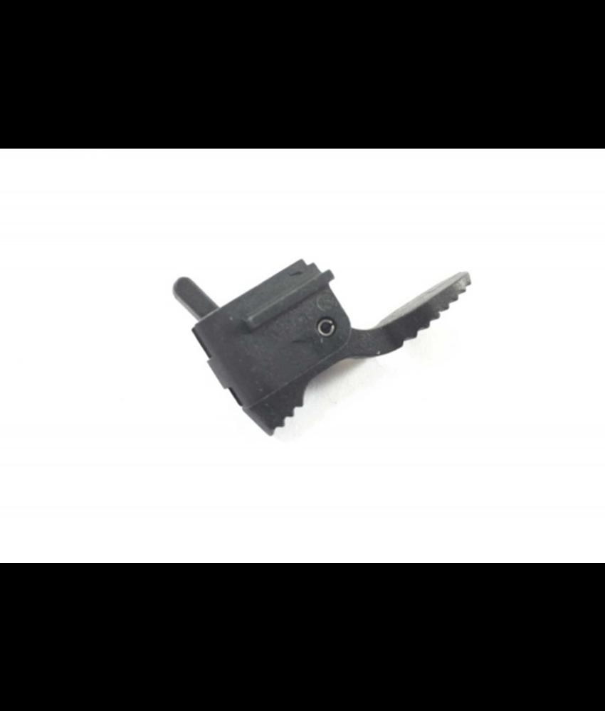 Tokyo Marui SCAR Bolt Release Button  For TM NEXT-GEN  (Black)