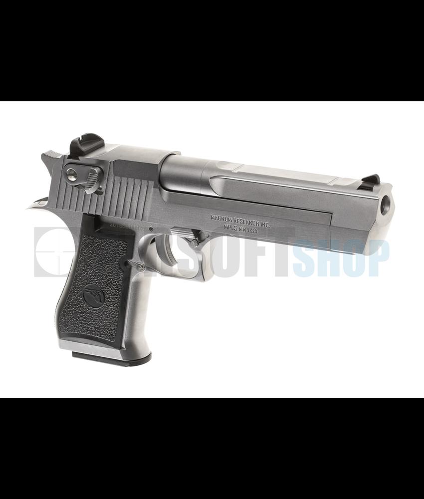 WE Desert Eagle .50 AE Full Metal GBB (Silver)