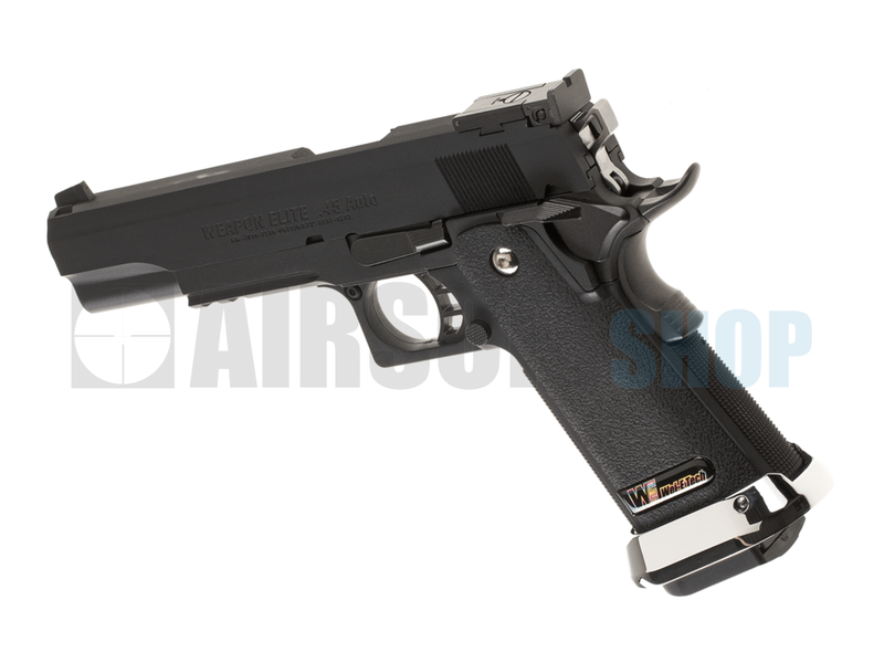 WE Hi-Capa 5.1 R1 Full Metal GBB (Black)