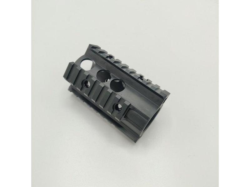 "Big Dragon URX-2 3,5"" RAS (Black)"