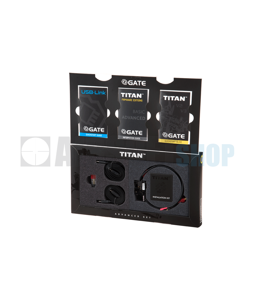 Gate TITAN V2 Advanced Set (Front Wired)