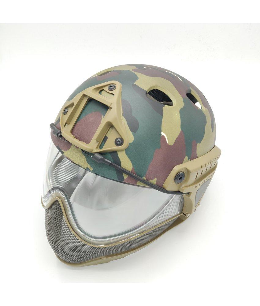 WARQ Full Face Mask & Helmet (ABL)