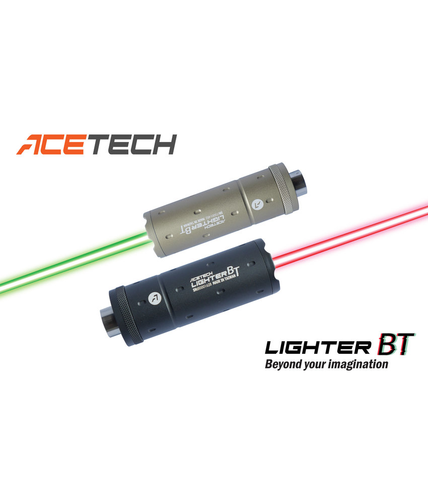 Acetech Lighter BT Tracer Unit (Dark Earth)