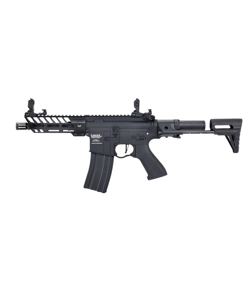 Lancer Tactical LT-29 Proline GEN2 Enforcer PDW (Black)