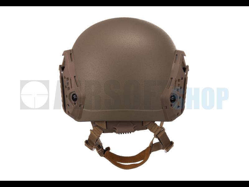 FMA SF Super High Cut Helmet (Tan)