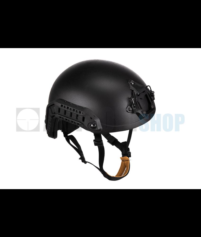 FMA SF Super High Cut Helmet (Black)