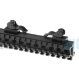 Leapers / UTG QD Angle Mount Double Rail 13-Slot
