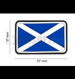 JTG Scotland Flag Rubber Patch