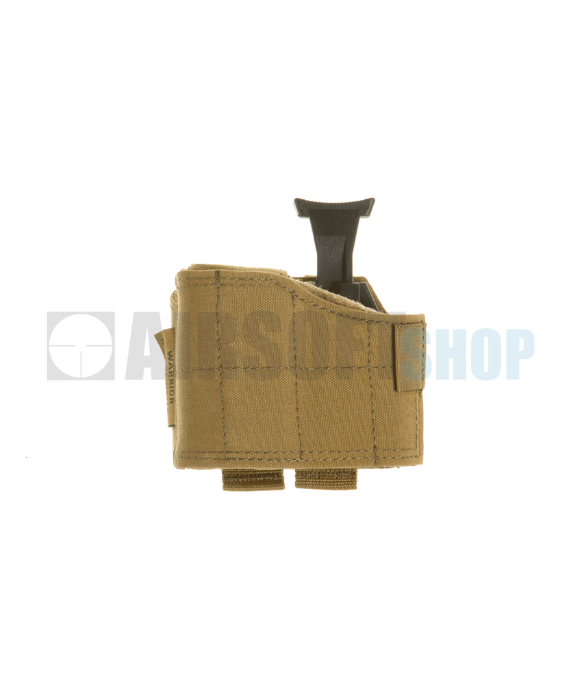 Warrior Universal Pistol Holster LEFT (Coyote Tan)