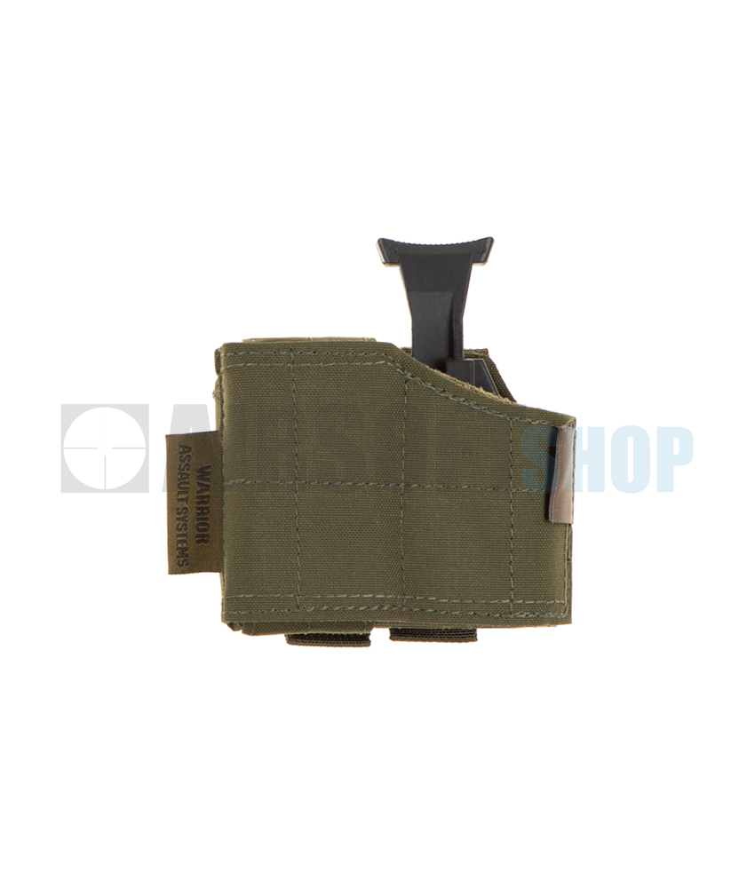 Warrior Universal Pistol Holster LEFT (Olive Drab)