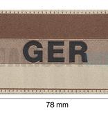 Claw Gear Germany Flag Patch (Desert)