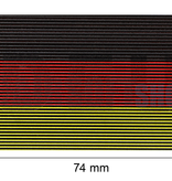 Claw Gear Dual IR Patch Germany (Color)