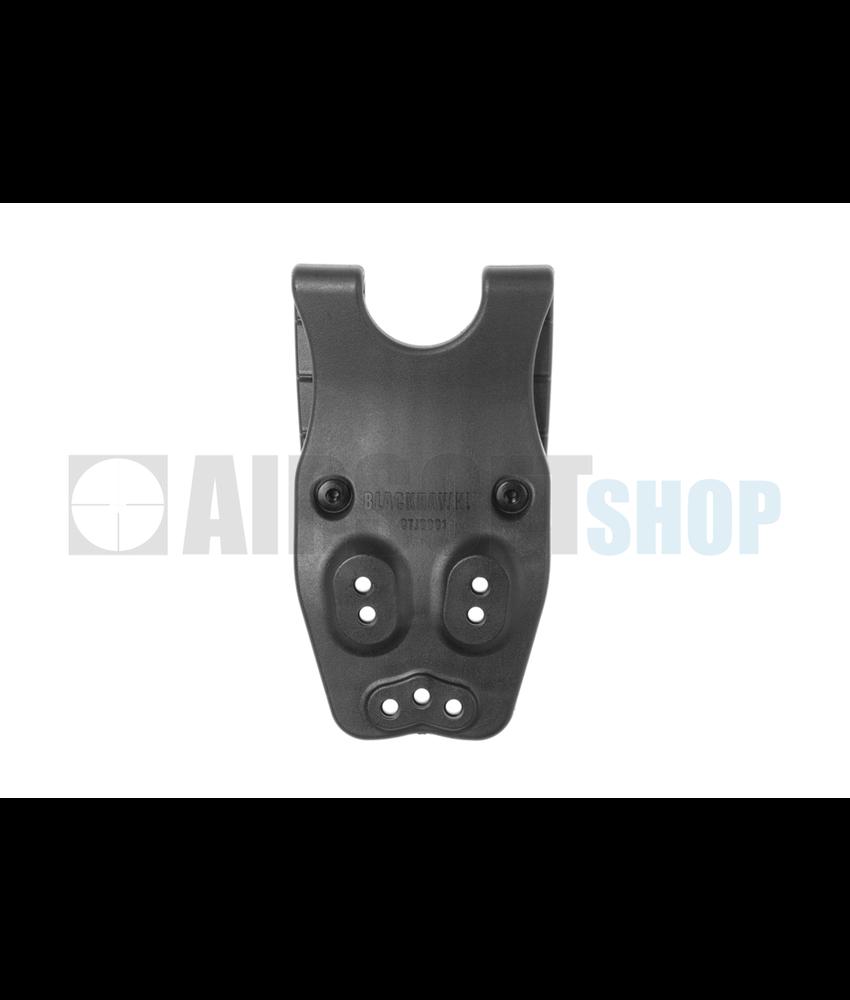 Blackhawk Jacket Slot Duty Belt Loop With Screws (Black)