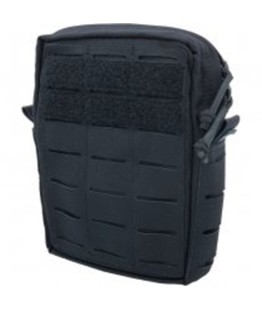 Pitchfork Small Vertical Utility Pouch (Black)