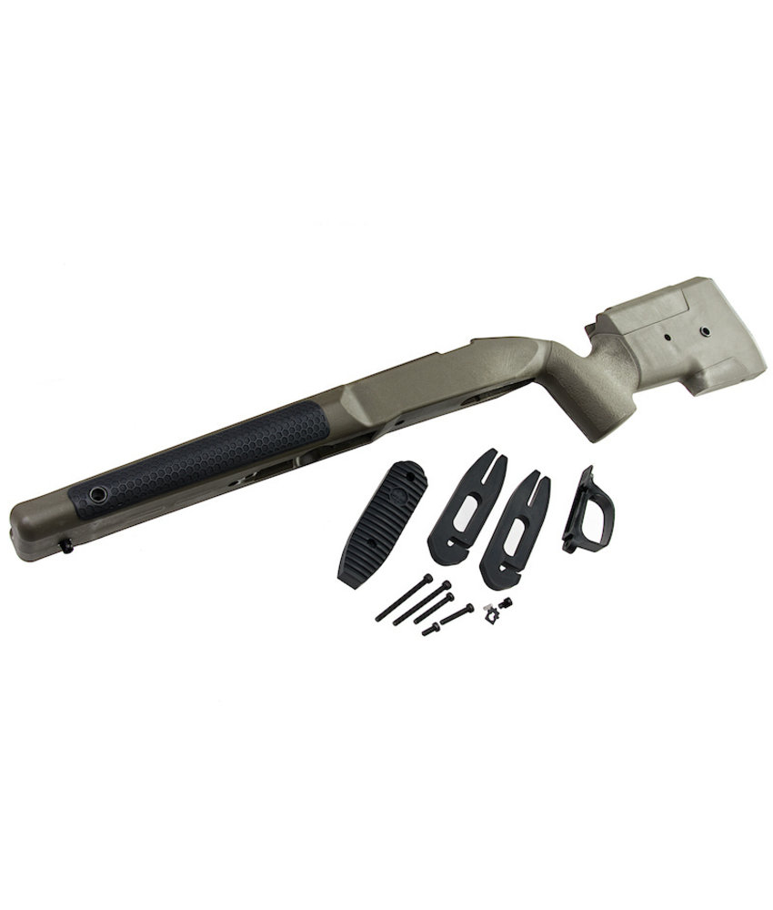 Maple Leaf MLC-S1 Tactical Stock (Olive)