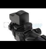 Aim-O 4x32IR Combo Combat Scope (Black)