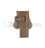 Amomax Paddle Holster for WE  / TM Hi-Capa (Dark Earth)