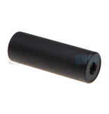 Metal 100x35mm Smooth Style Silencer (CCW/CW)