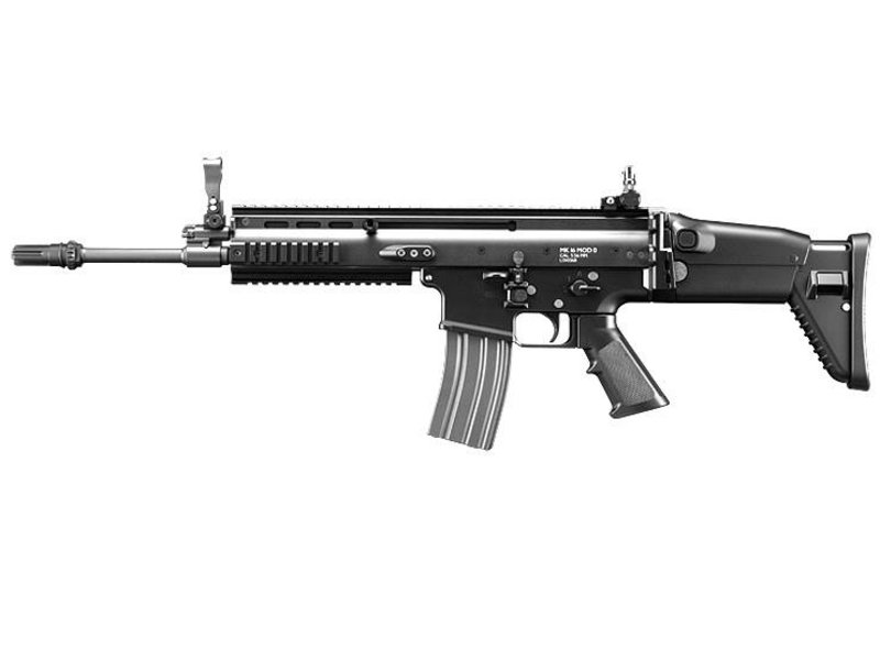 Airsoftshop Custom TM NEXT-GEN SCAR-L Full Upgrade  (Black