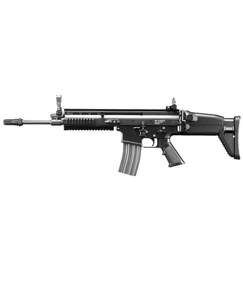 Airsoftshop Custom TM NEXT-GEN SCAR-L Full Upgrade  (Black
