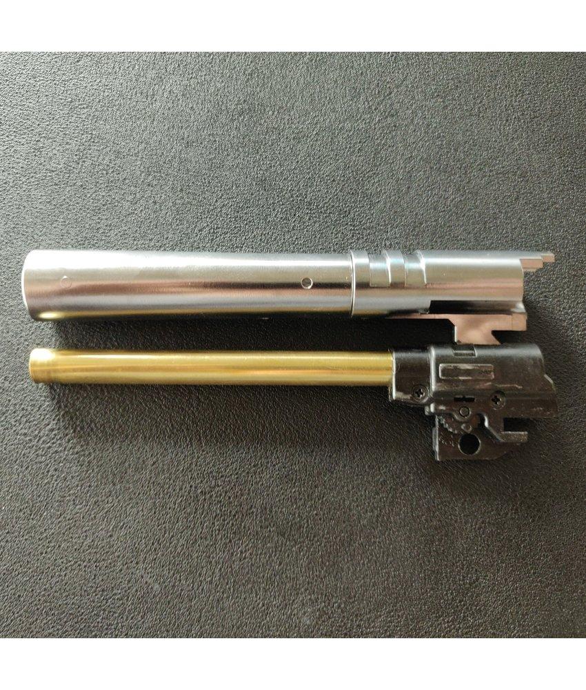 Tokyo Marui Hi-Capa 5.1 Outer And Inner Barrel (Original Part)