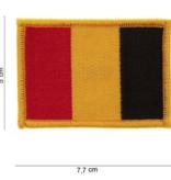 101 Inc Belgium Woven Patch (No Velcro)