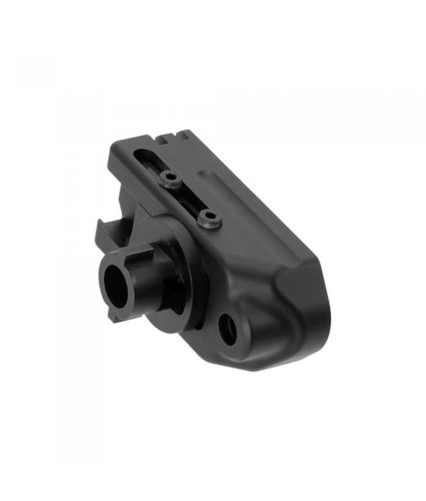 Laylax Stock Base For NEXT-GEN SCAR (Buffer Tube Adapter)