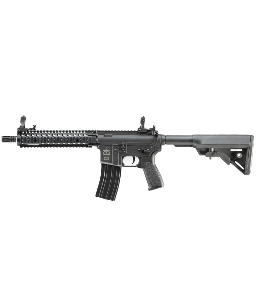 "Evolution Airsoft Recon MK18 MOD1 10.8"" Carbontech (Black)"