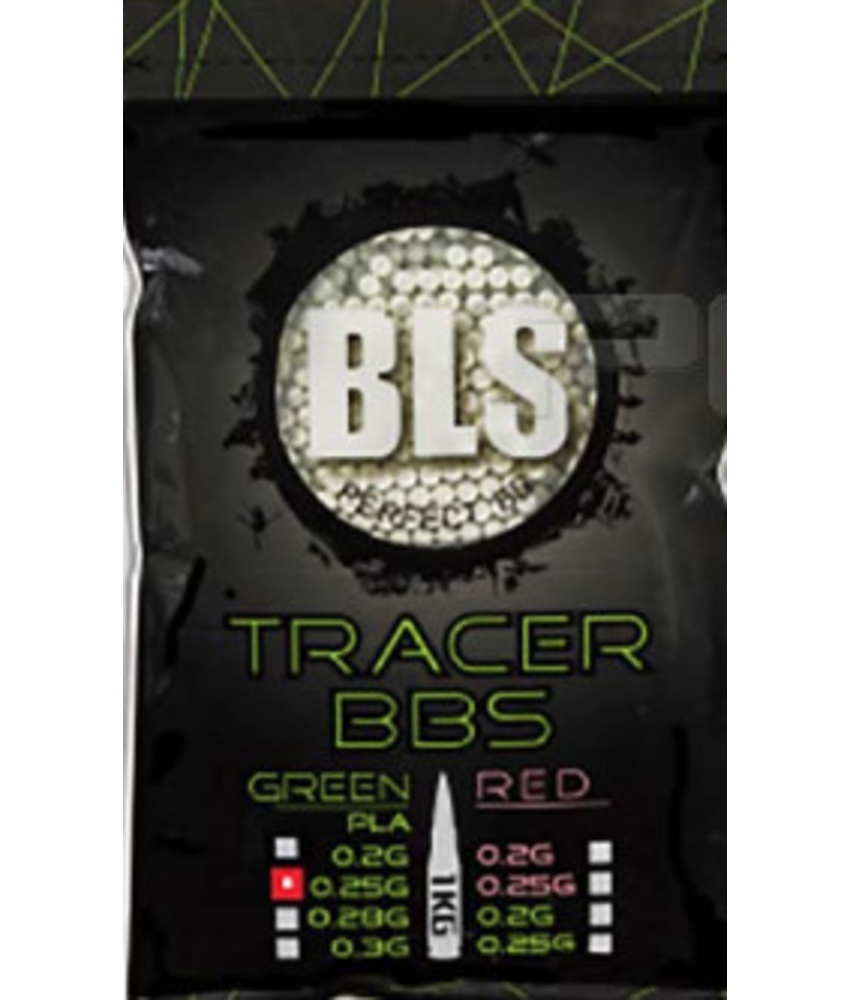 BLS Bio Tracer BB 0,25g (1Kg/4000rds)