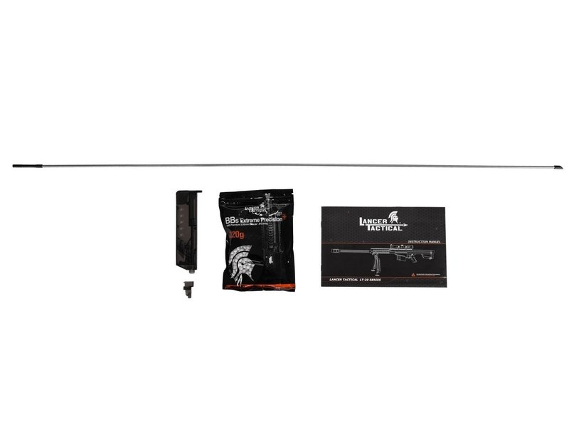 Lancer Tactical  LT-20 Bolt M82 (Black)
