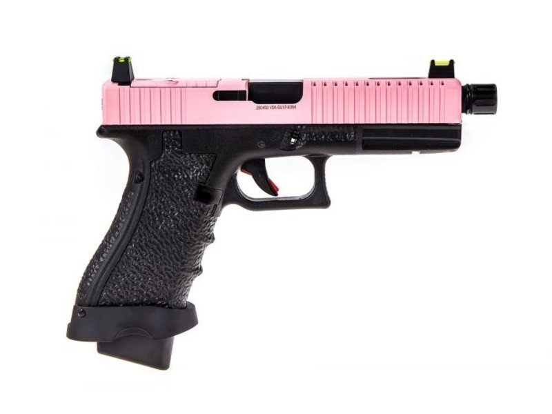 Vorsk EU17 (Black/Pink)
