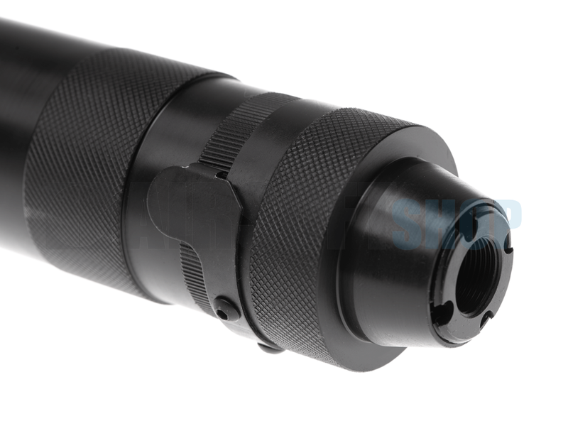 LCT PBS-4 Steel Silencer (CCW)