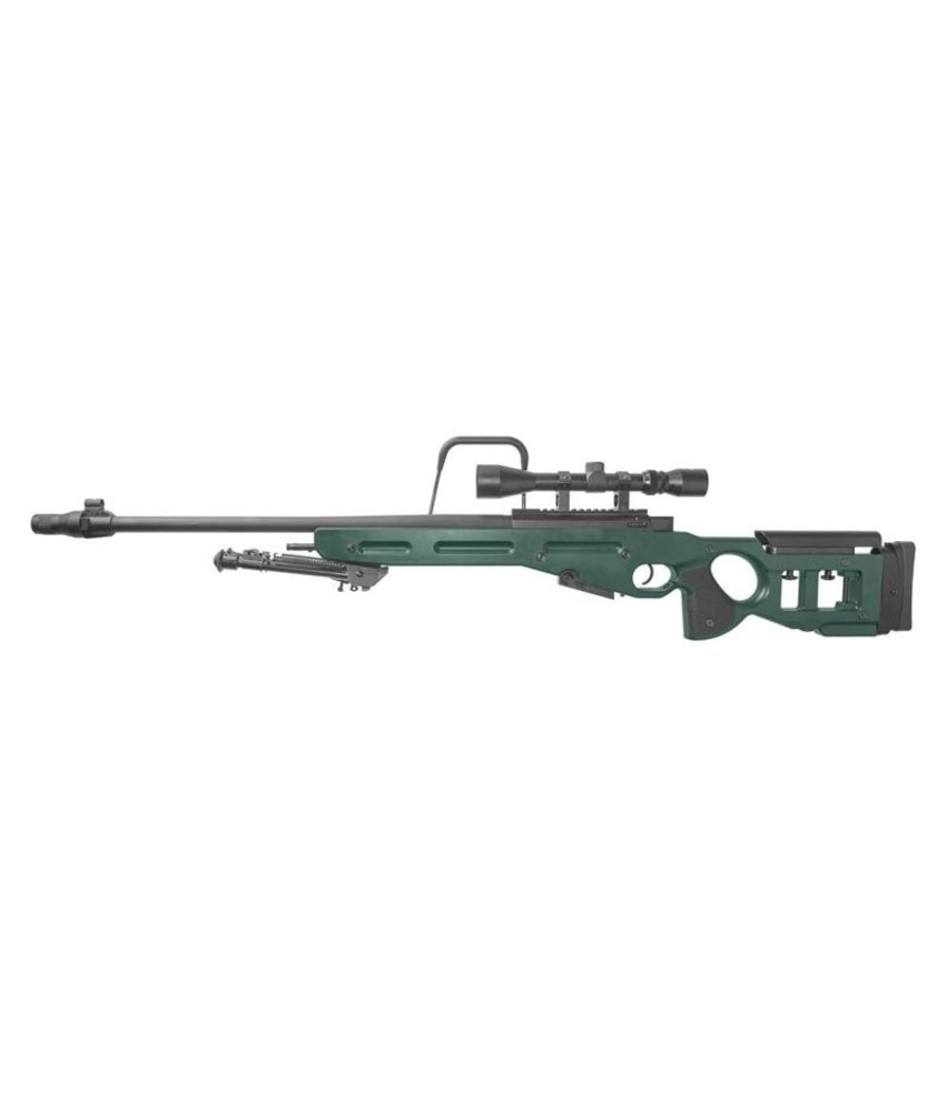 Specna Arms SV-98 CORE Sniper Rifle KIT Scope + Bipod  (Russian Green)