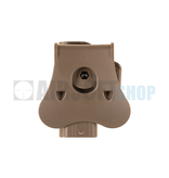 Amomax Paddle Holster for G19 / ICS BLE-XAE (Dark Earth)