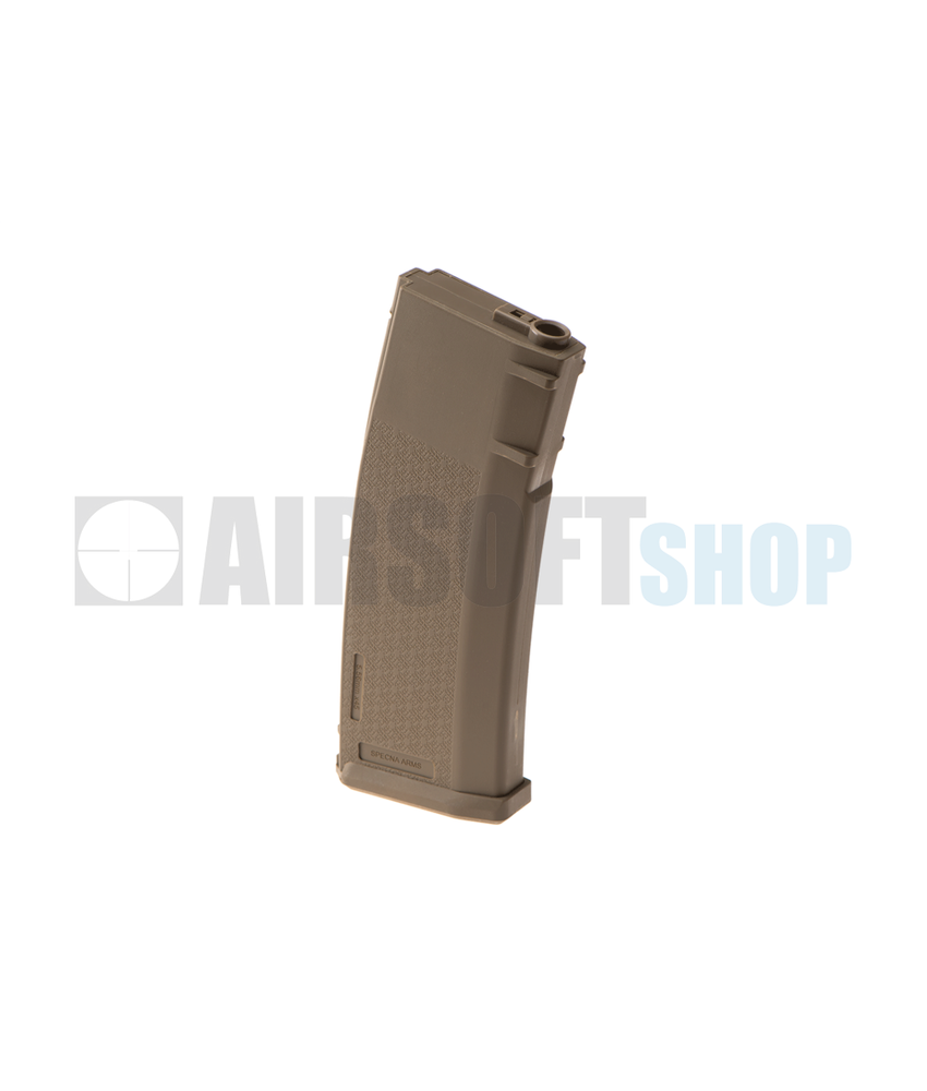 Specna Arms M4/M16 Polymer S-Mag Midcap 120rds (Tan)