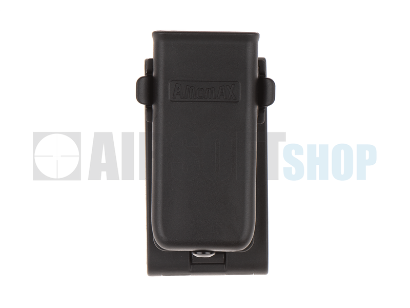 Amomax Universal Single Magazine Pouch (Black)