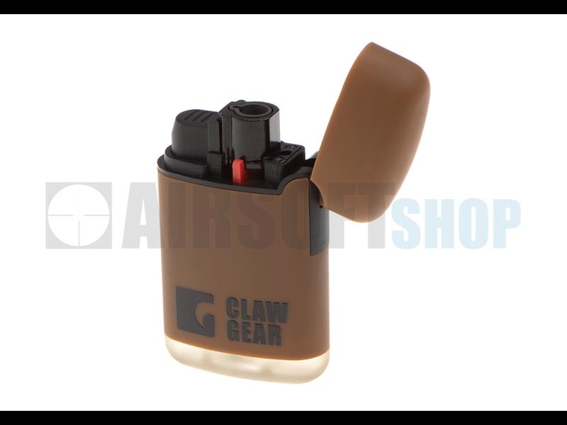 Claw Gear Mk.II Storm Pocket Lighter (Coyote)