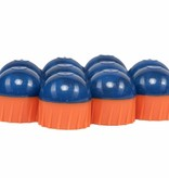 First Strike 250 Paintball Rounds (Blue / Orange / Orange)