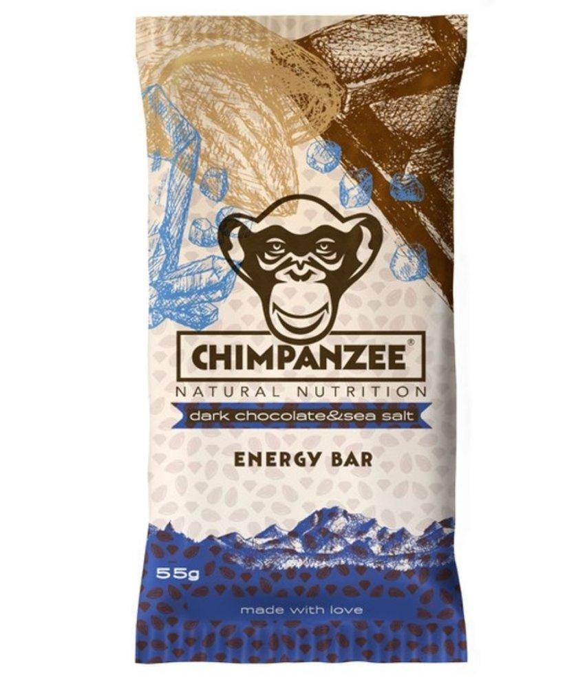 Chimpanzee Energy Bar (Dark Chocolat & Sea Salt)