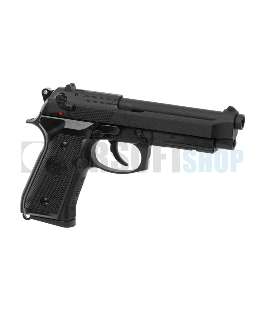 KJ Works M9 A1 Full Metal GBB (Black)