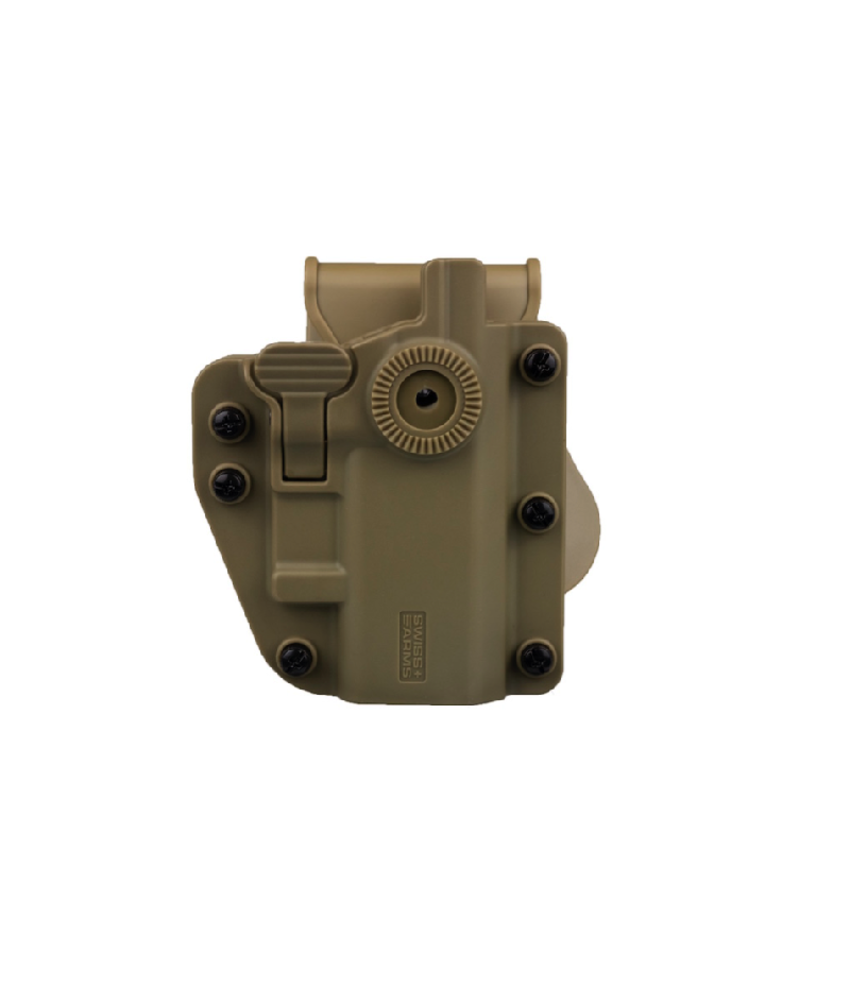 Swiss Arms ADAPT-X Level 2 Universal Holster (Ranger Green)