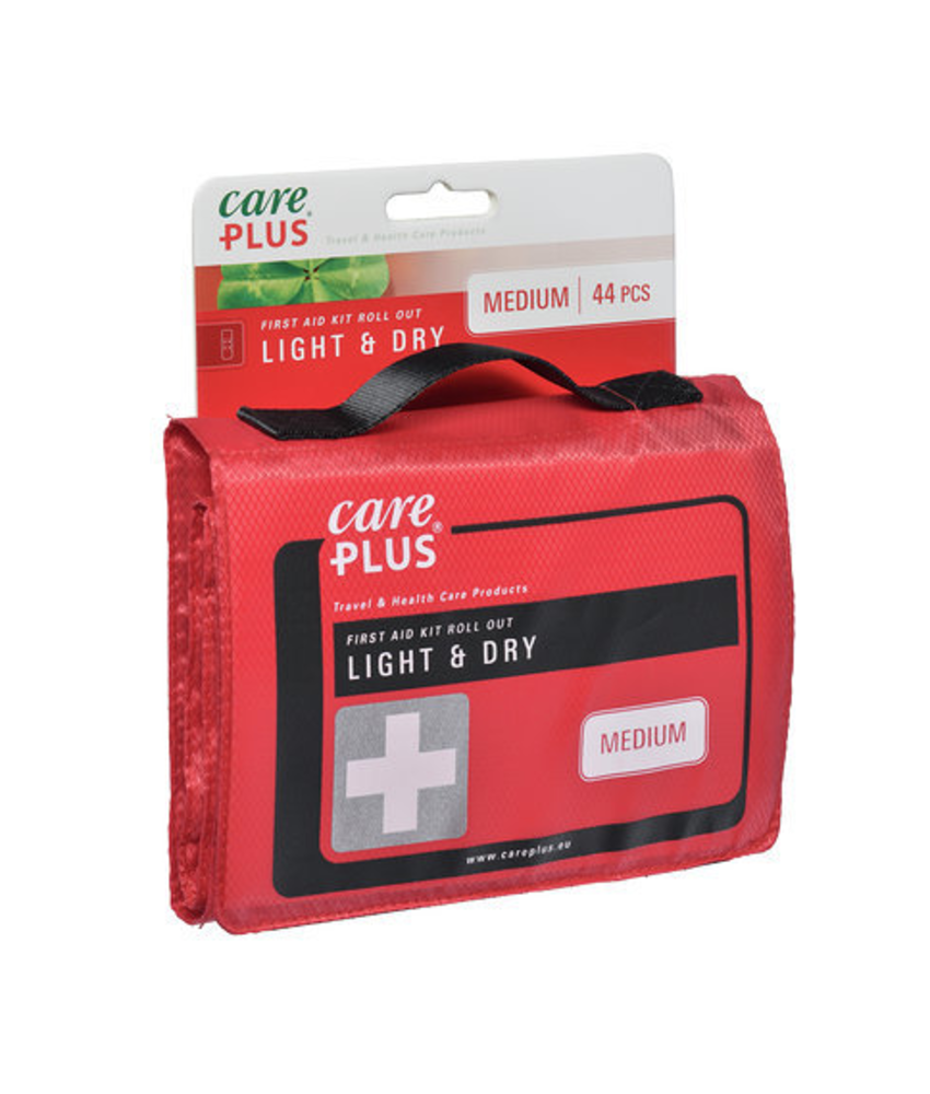 Care Plus First Aid Kit Roll Out Medium